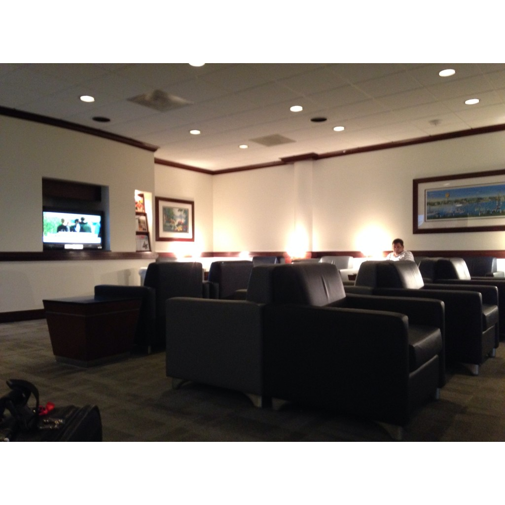 CLT Charlotte Douglas International Airport Terminal B Admirals Club pedrocarrion.com