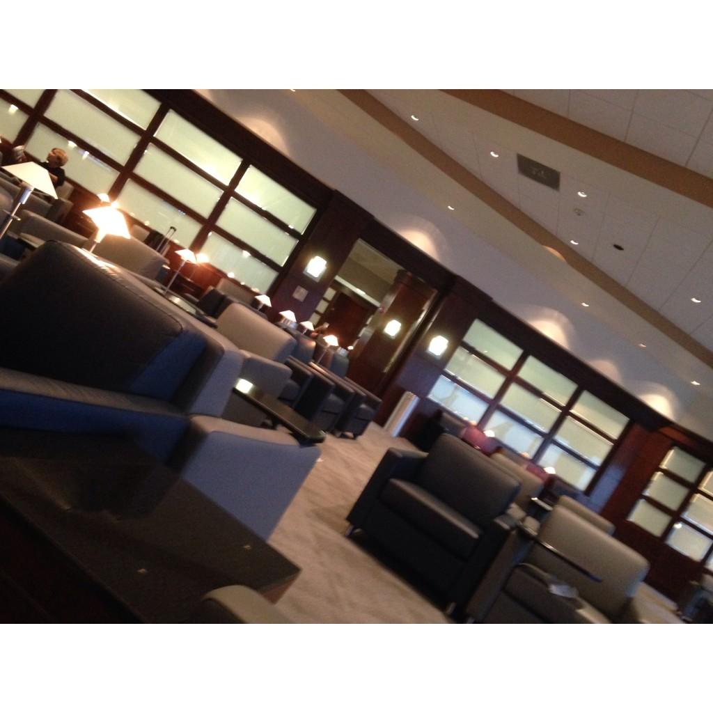 CLT Charlotte Douglas International Airport Terminal C D Admirals Club pedrocarrion.com