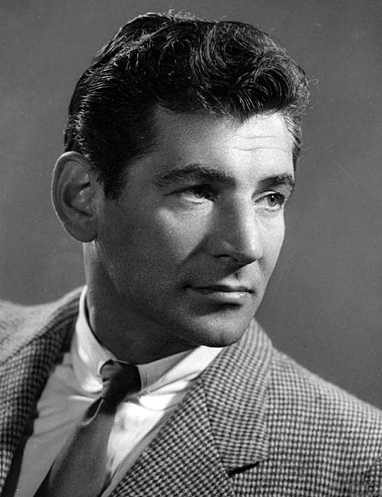 Leonard_Bernstein_-_1950s