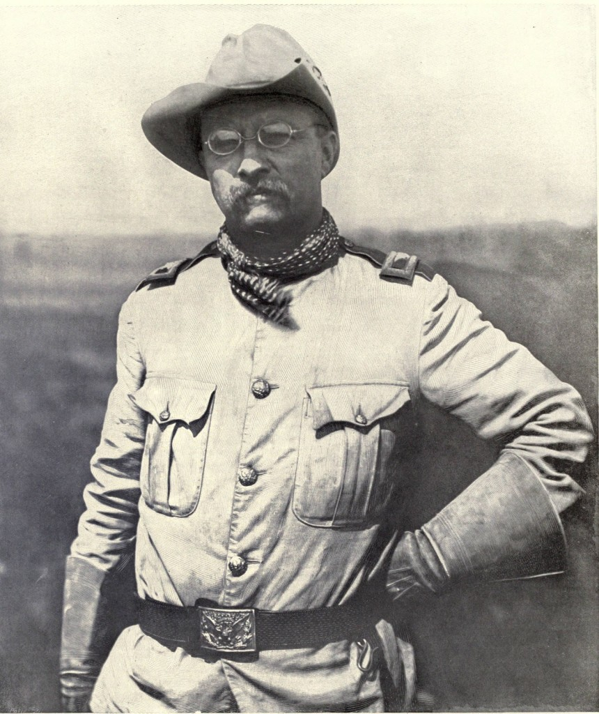 Theodore Roosevelt, Rough Rider