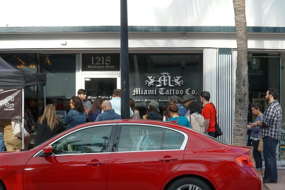 Miami Tattoo Co